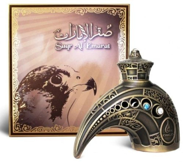 SAQR Al EMARAT by Khalis Perfumes, Attar, Itr, Perfume, Fragrance Oil 20 ML