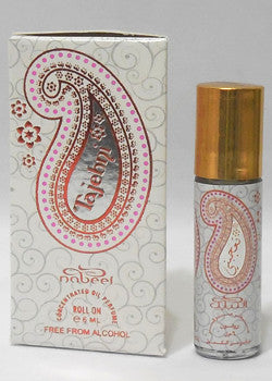 TAJEBNI by Nabeel Perfumes, Attar, Itr, Fragrance Oil 6 ML