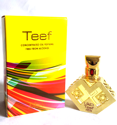 TEEF -  NABEEL Concentrated Arabian Perfume Oil 20 ML