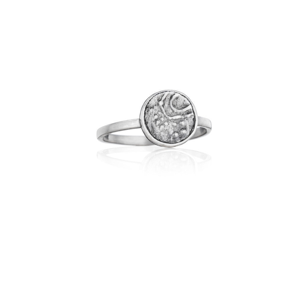 Nepalese Coin Ring