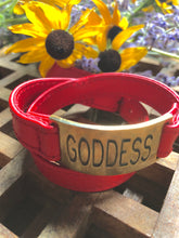 Load image into Gallery viewer, Goddess ID Bracelet