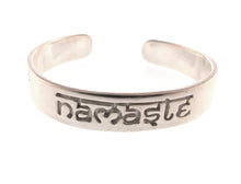 Load image into Gallery viewer, Namaste Cuff