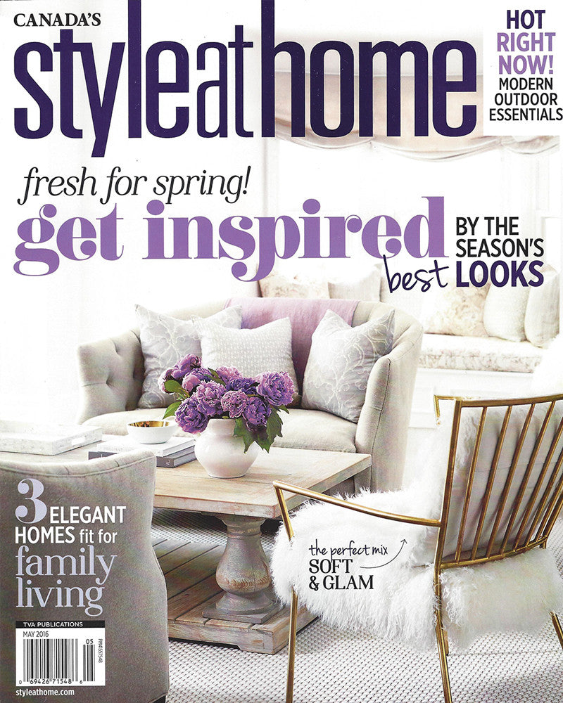 Style at Home - May 2016