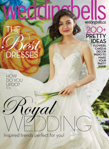 Weddingbells Fall Winter 2018 Cover