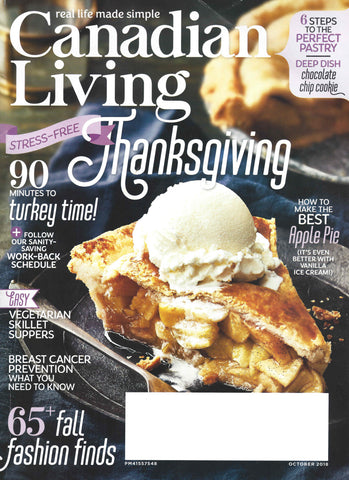 Canadian Living - October 2018