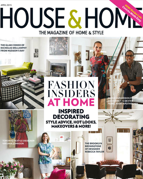 House & Home - April 2015 - Made to Measure