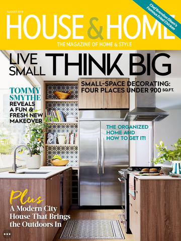 House & Home - Aug 2018 – Tonic Living