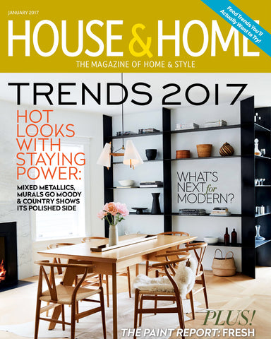 House & Home - January 2017