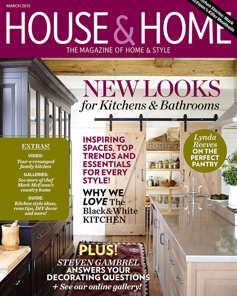 House & Home - March 2015