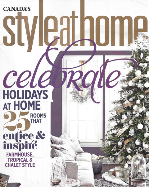 Style at Home - December 2017