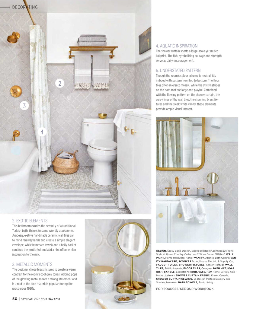 Style at Home - May 2018 – Tonic Living