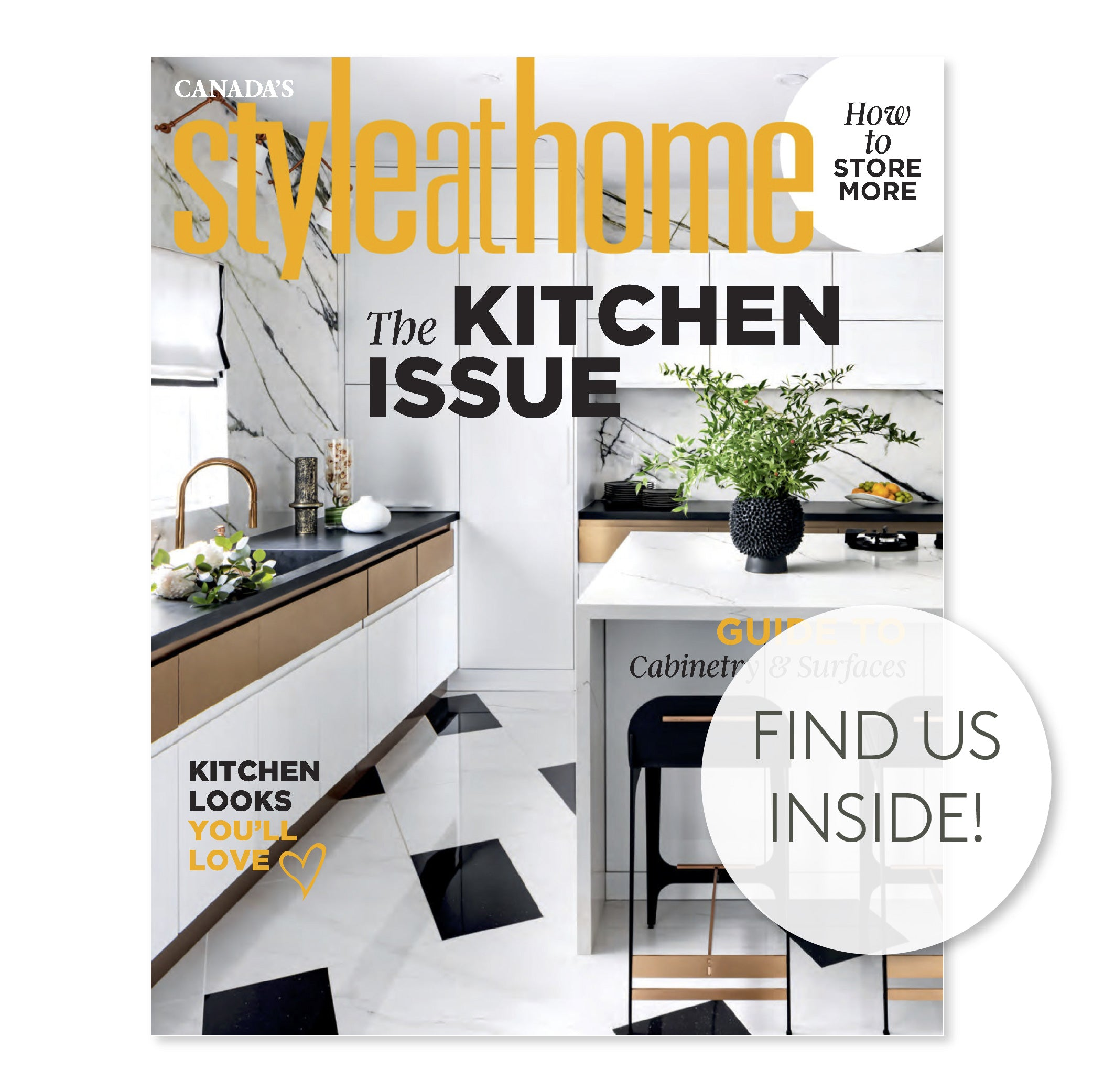 Style At Home Magazine - Kitchens 2021