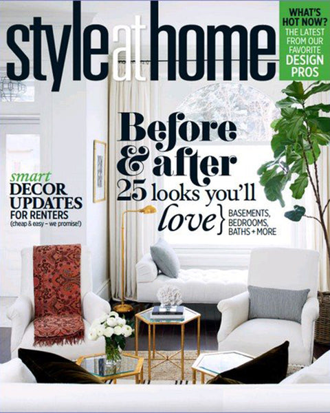 Style at Home - February 2015