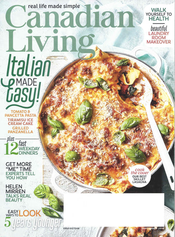 Canadian Living - Sep 2018
