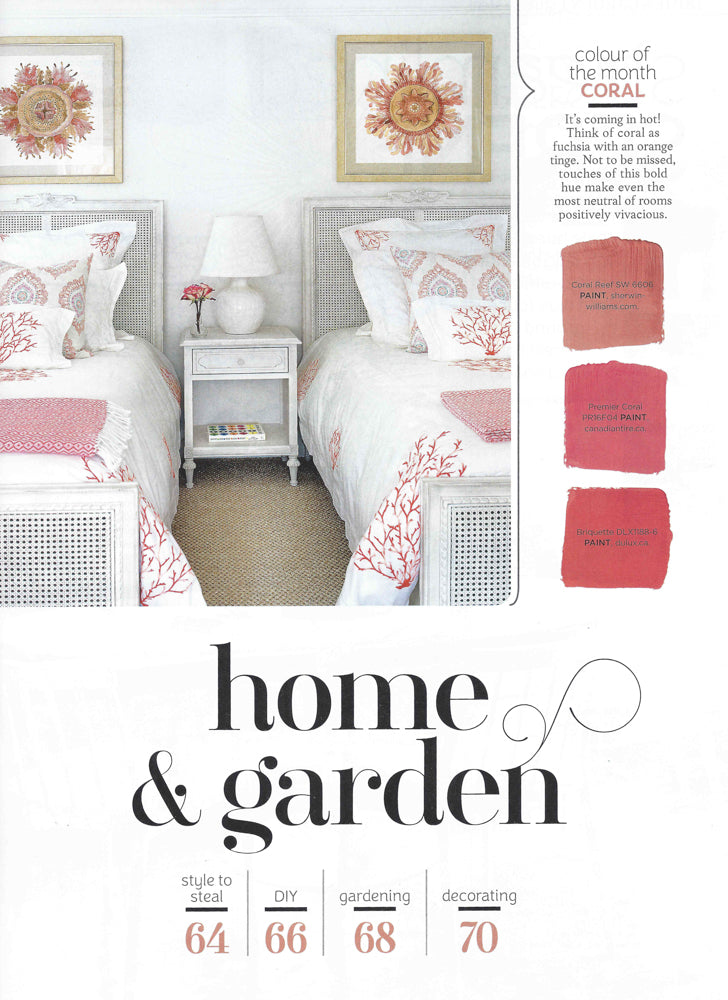 Tonic Living featured in Canadian Living Sep 2018
