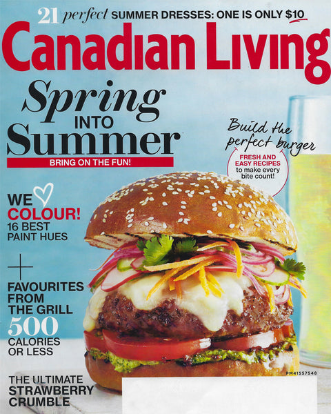 Canadian Living - June 2017