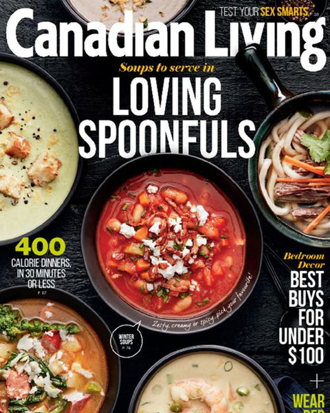 Canadian Living - February 2016