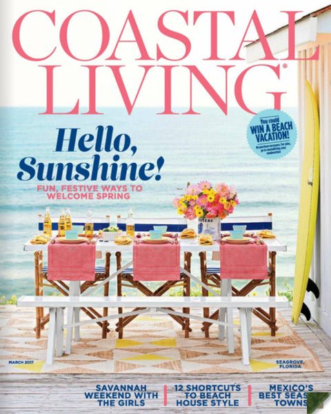 Coastal Living - March 2017