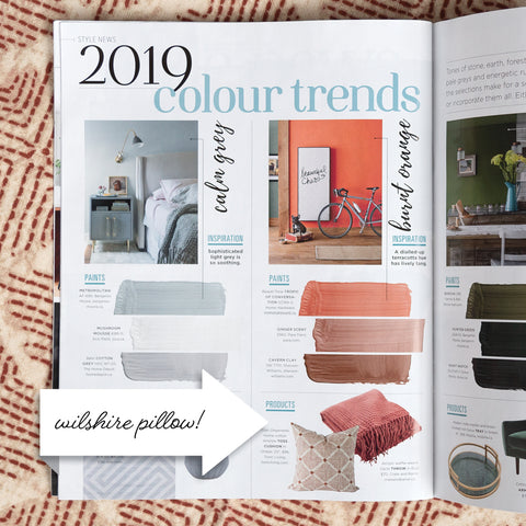 Style at Home January 2019 Feature