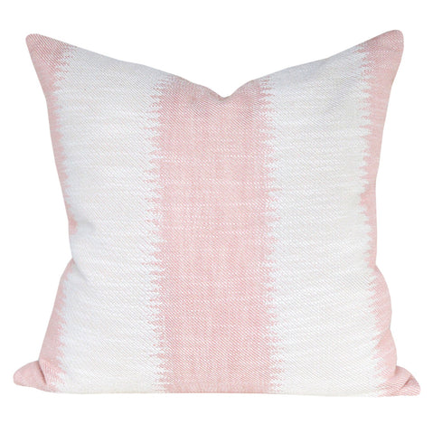 Passagio, Blush pillow by Tonic Living