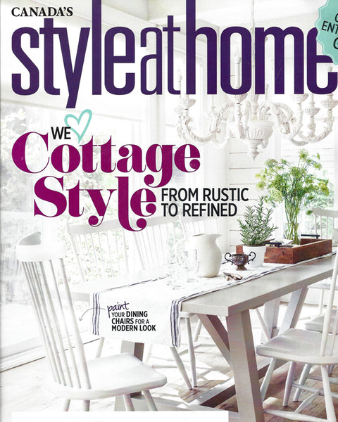 Style at Home - August 2016