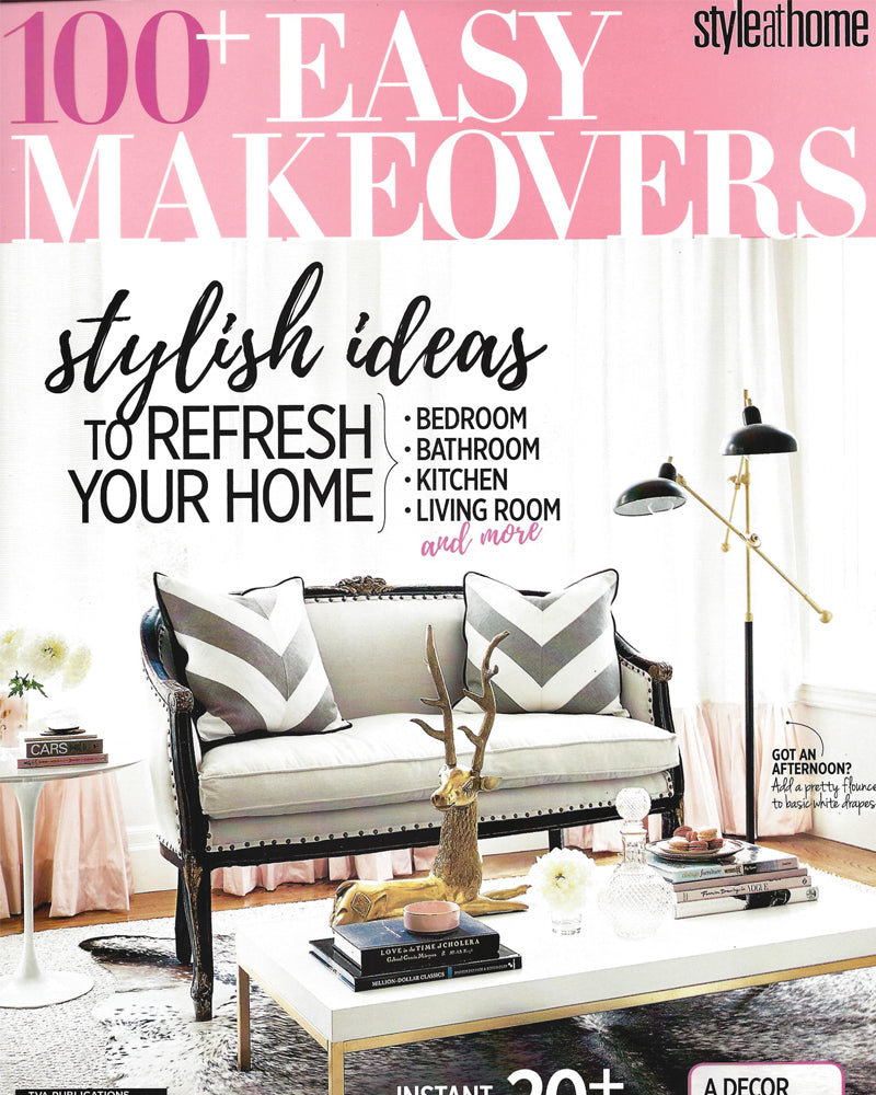 Style at Home - 100+ Easy Makeovers 2016