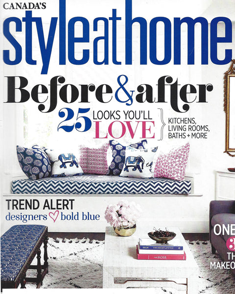 Style at Home - February 2016