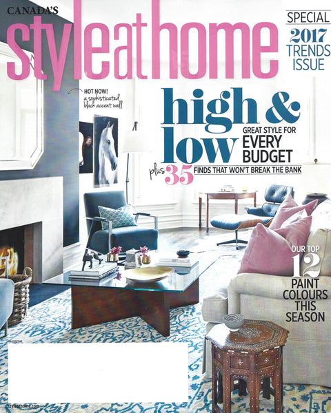 Style at Home - January 2017