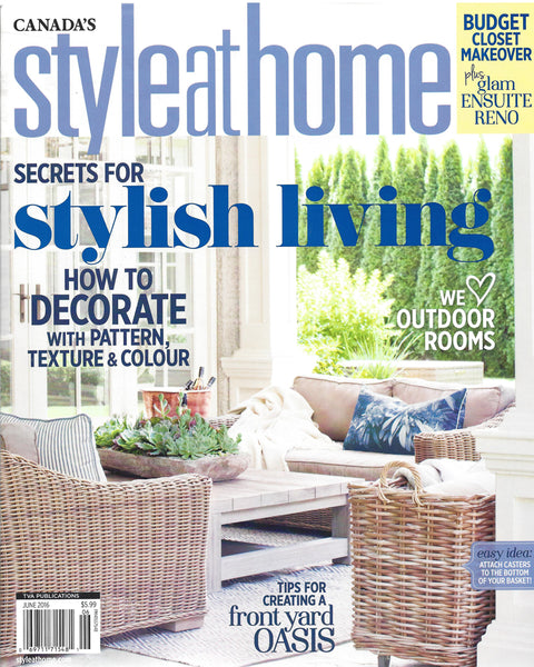 Style at Home - June 2016