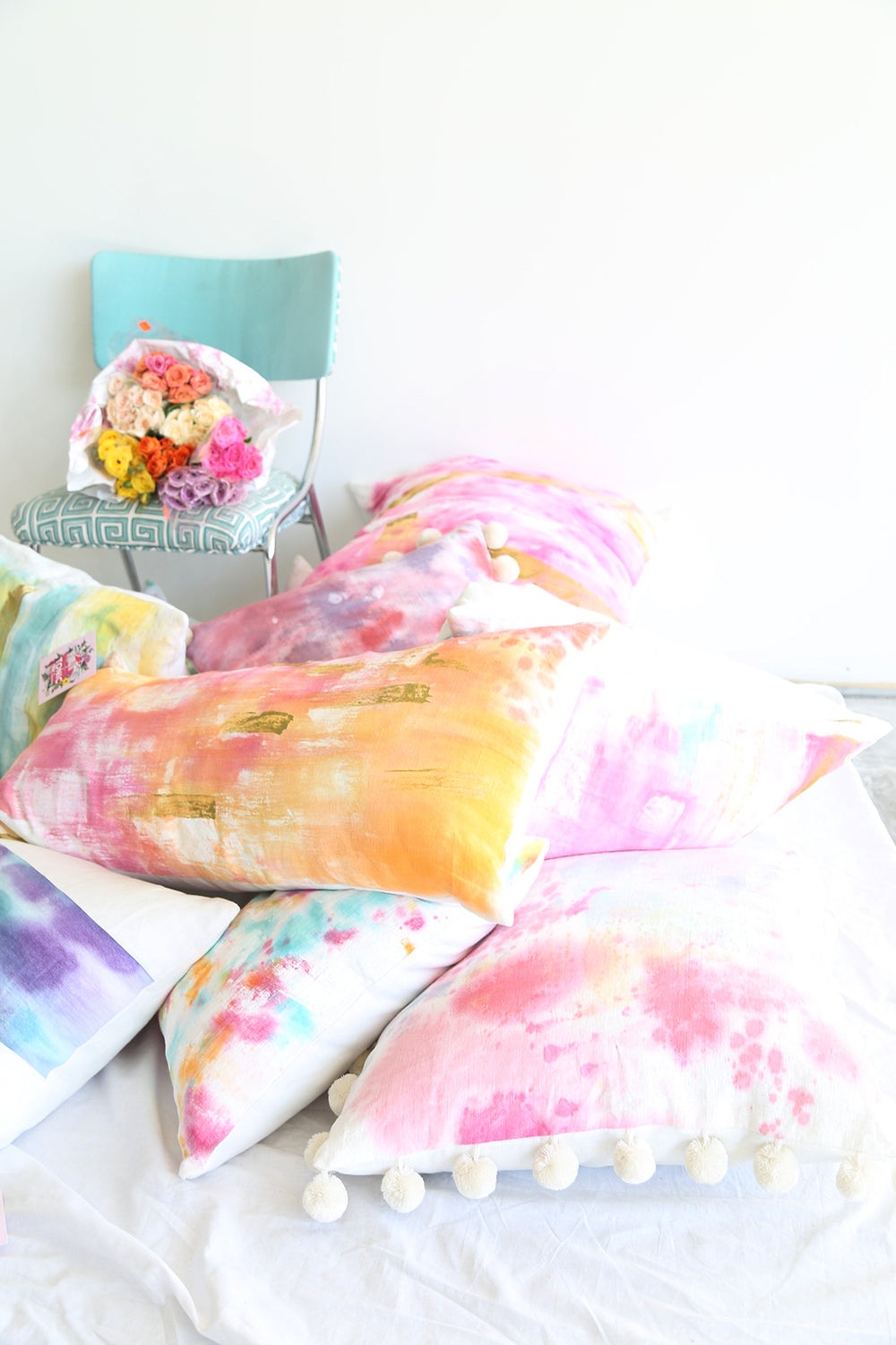 Tiffany Pratt Pillows