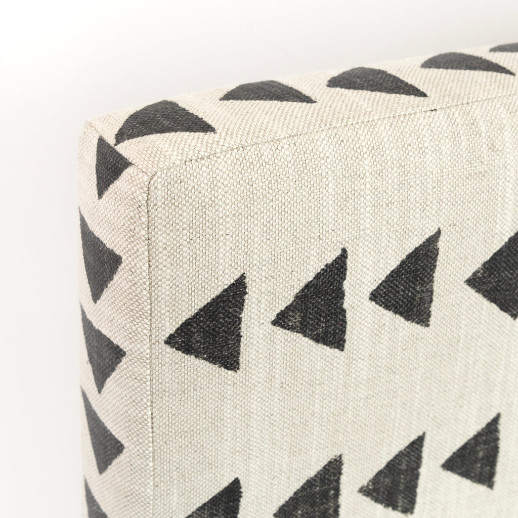 Bedouin IKEA hack kallax bench cushion from Tonic Living