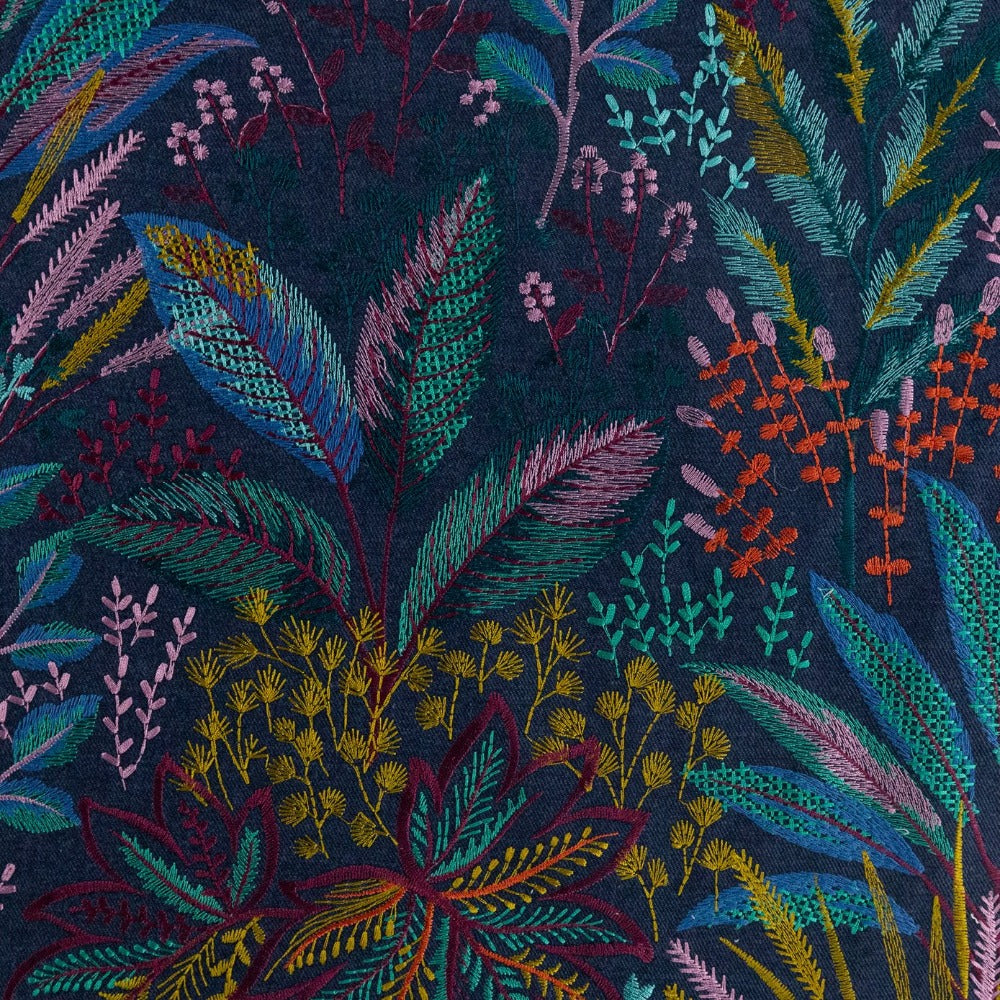 Blythe Fabric, Secret Garden