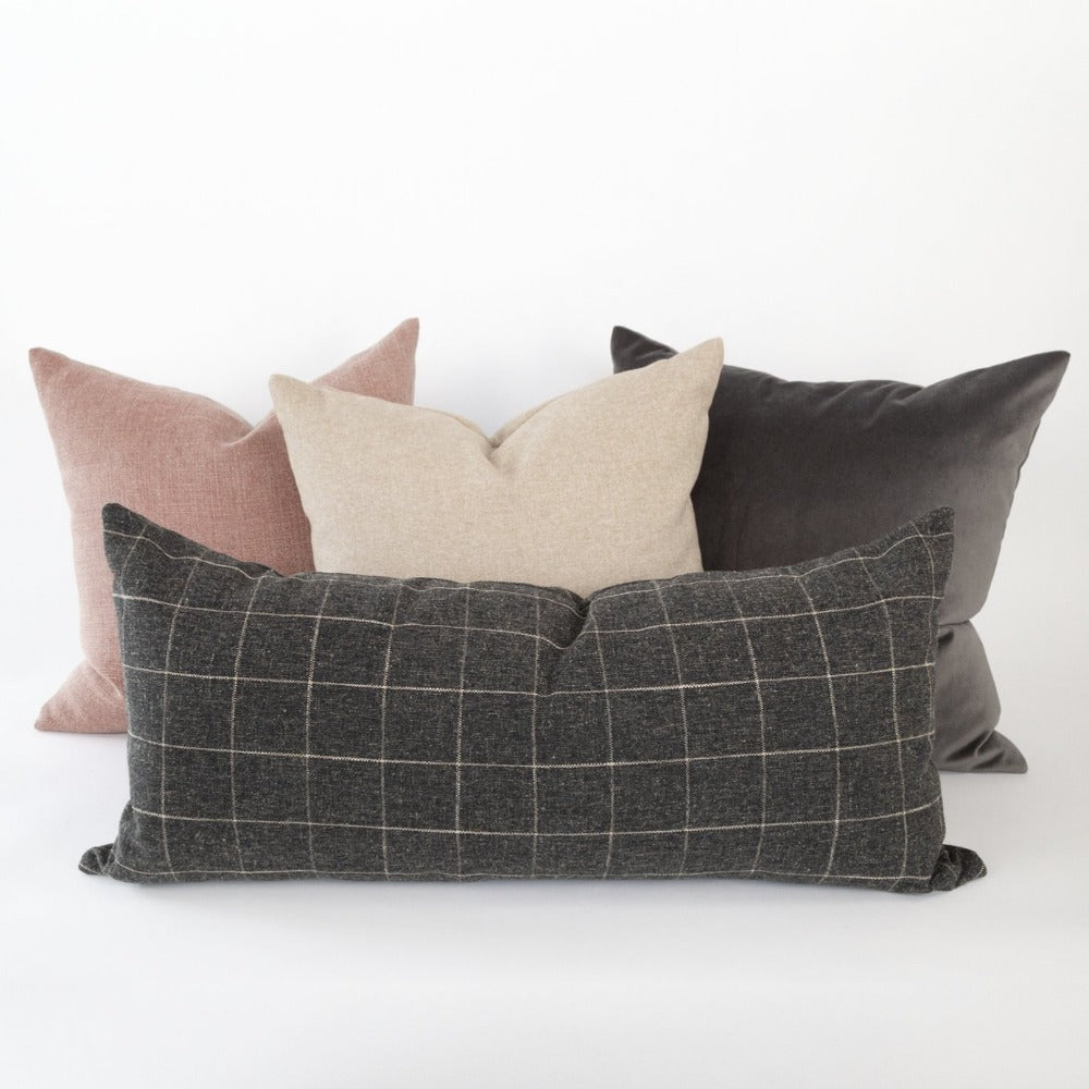 Natural pillow combo from Tonic Living