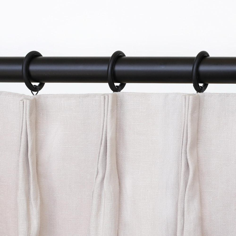 Drapery and curtain rings from Tonic Living