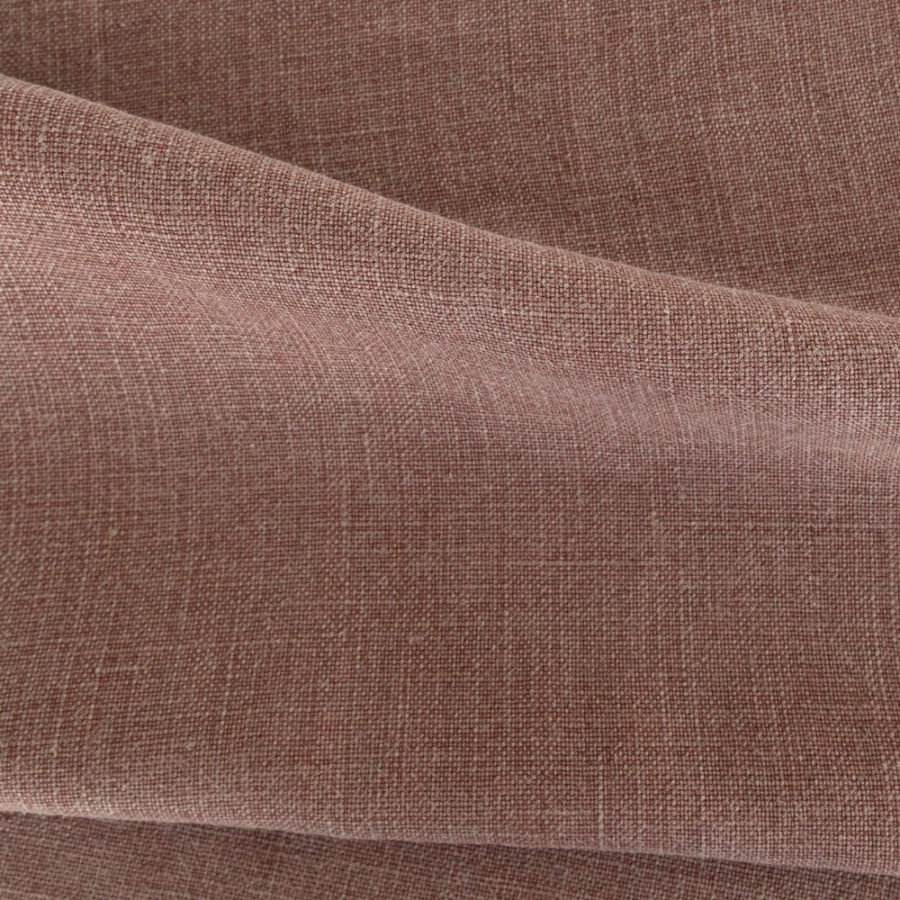 Kerry Linen, Clay, a hearty two toned linen fabric from Tonic Living