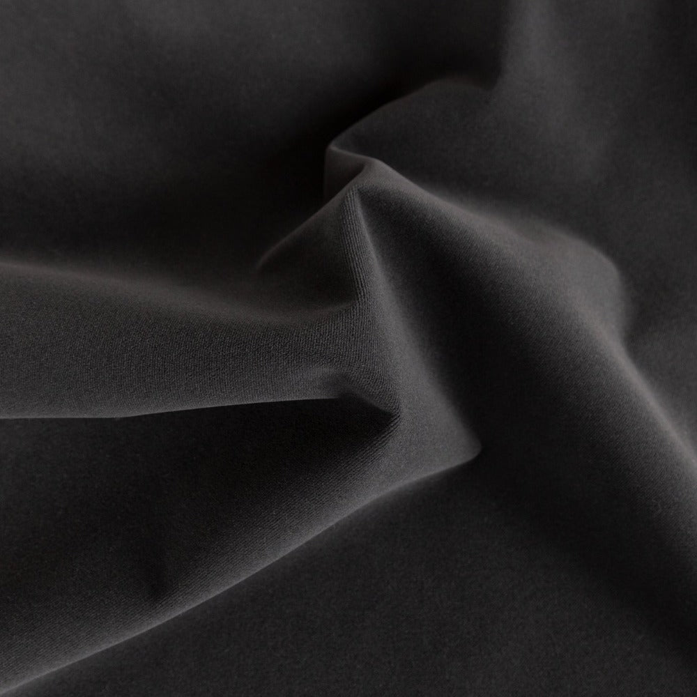 Sundance charcoal gray outdoor velvet from Tonic Living