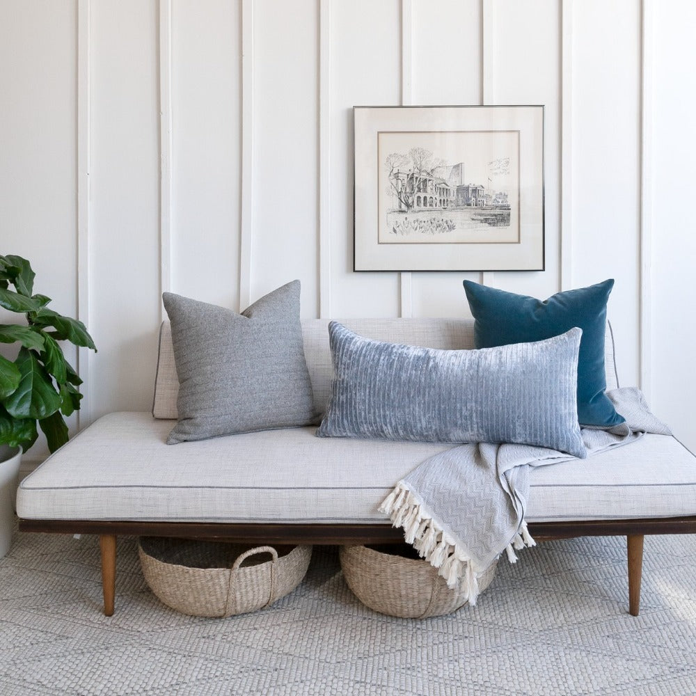 Blue grey neutrals from Tonic LIving