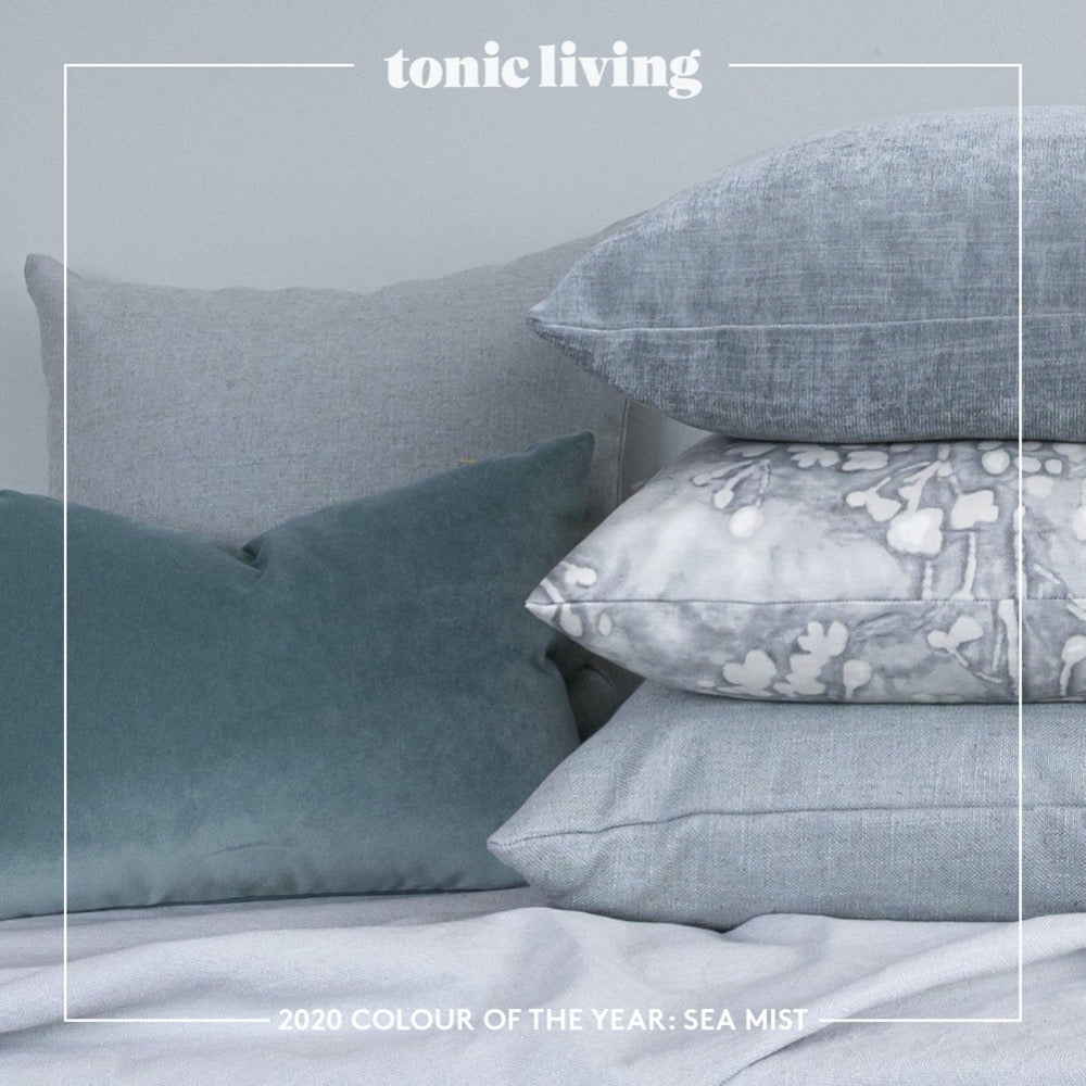Tonic Living 2020 color of the year: Sea Mist