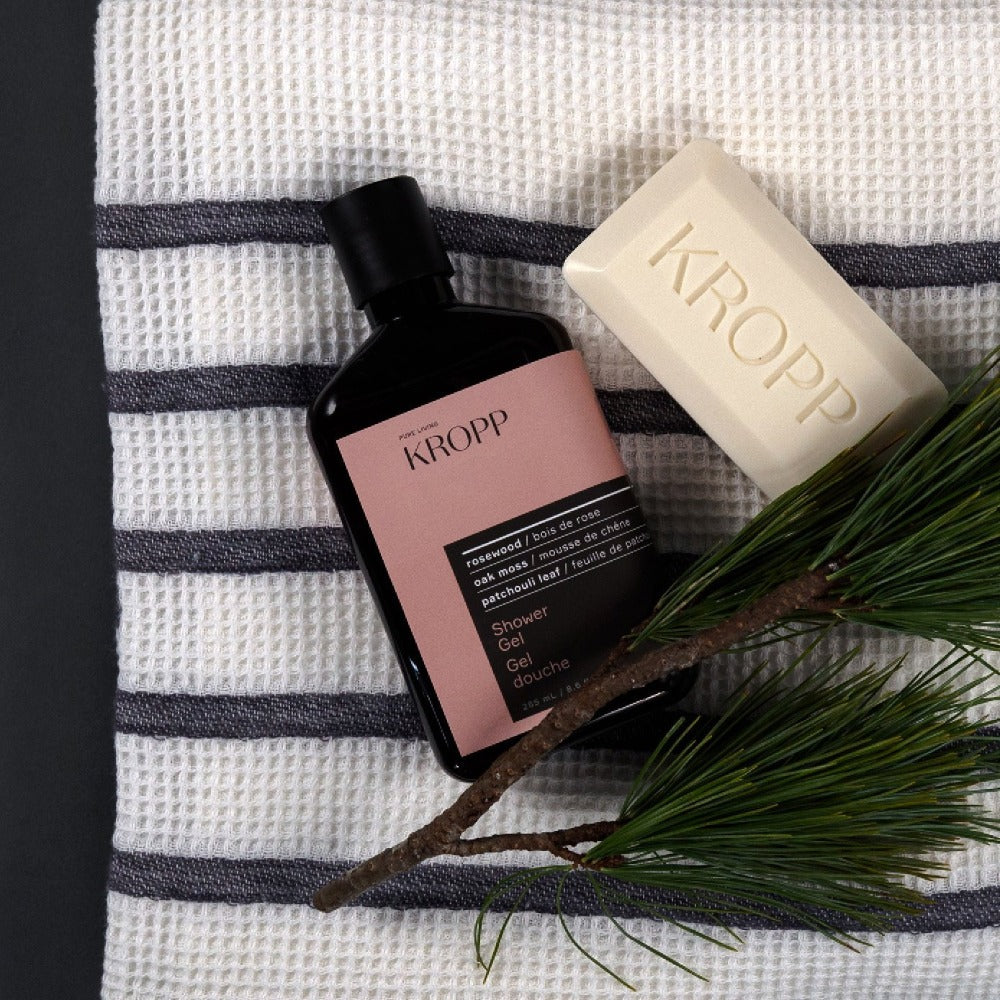 Kropp Bar Soap, a paraben free soap with a delicate fragrance from Tonic Living