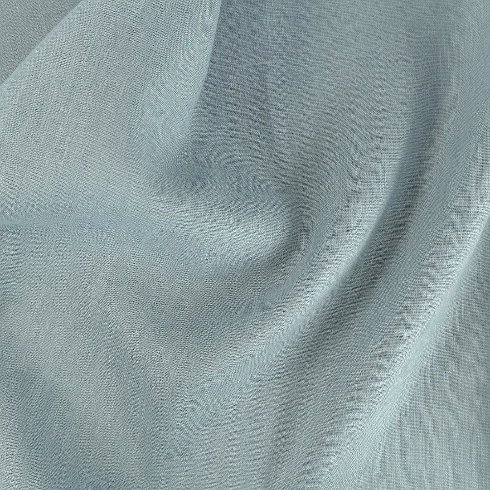 Tuscany Linen, Lake, a muted grey blue linen from Tonic Living