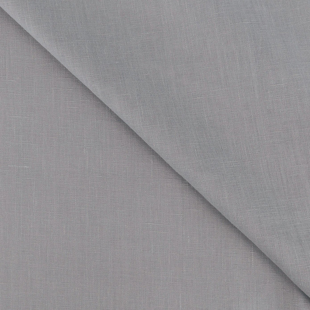 Tuscany Linen, Cadet Grey, a crisp neutral grey linen from Tonic Living