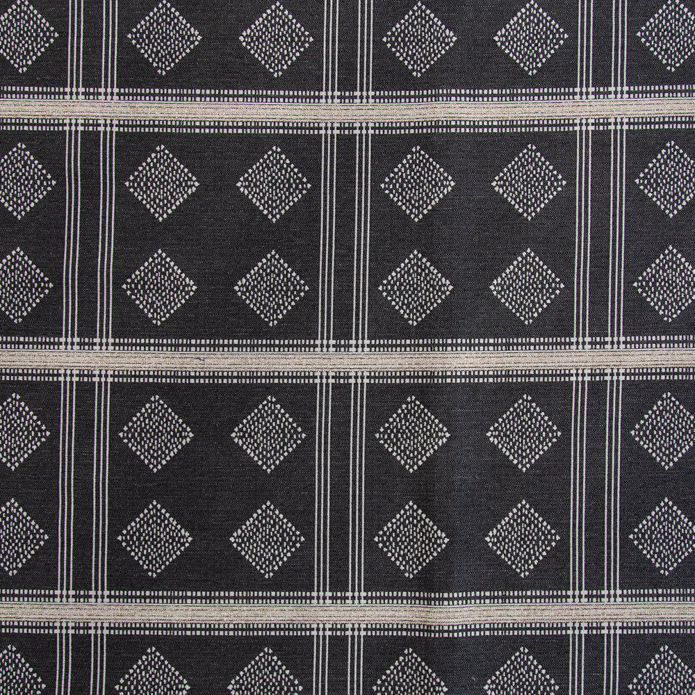 Hobbs Fabric, Graphite, by Tonic Living