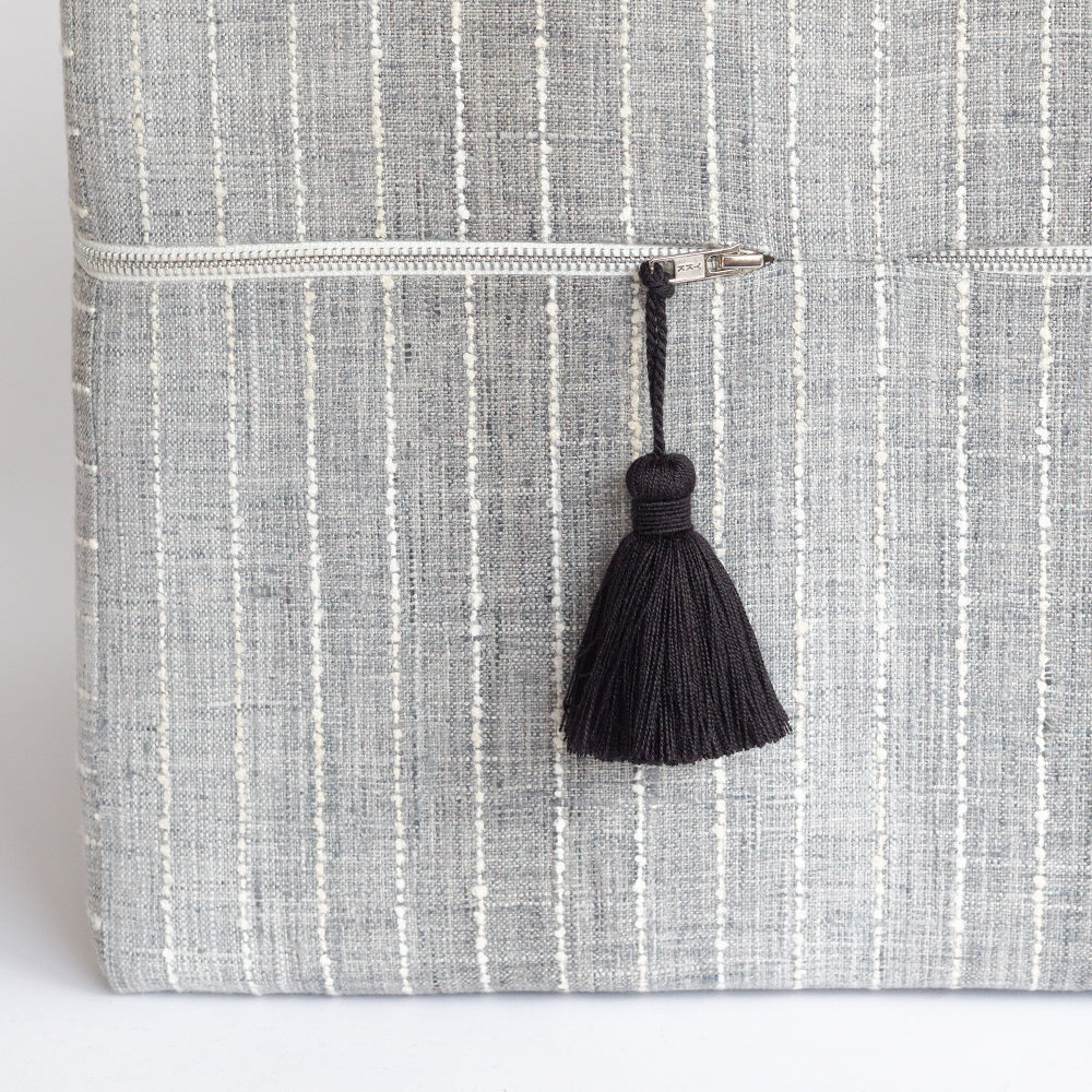 Black tassel trim accessory from Tonic Living