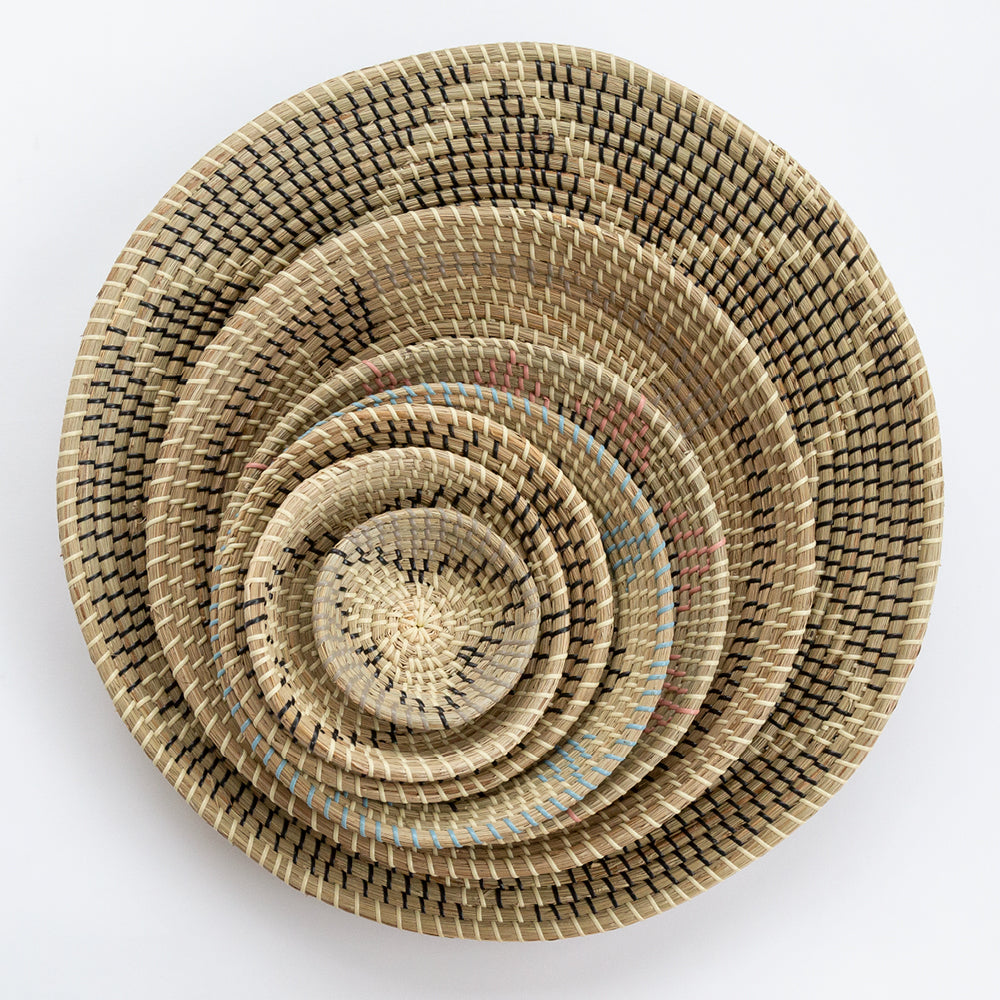Dalila basket wall art from Tonic Living