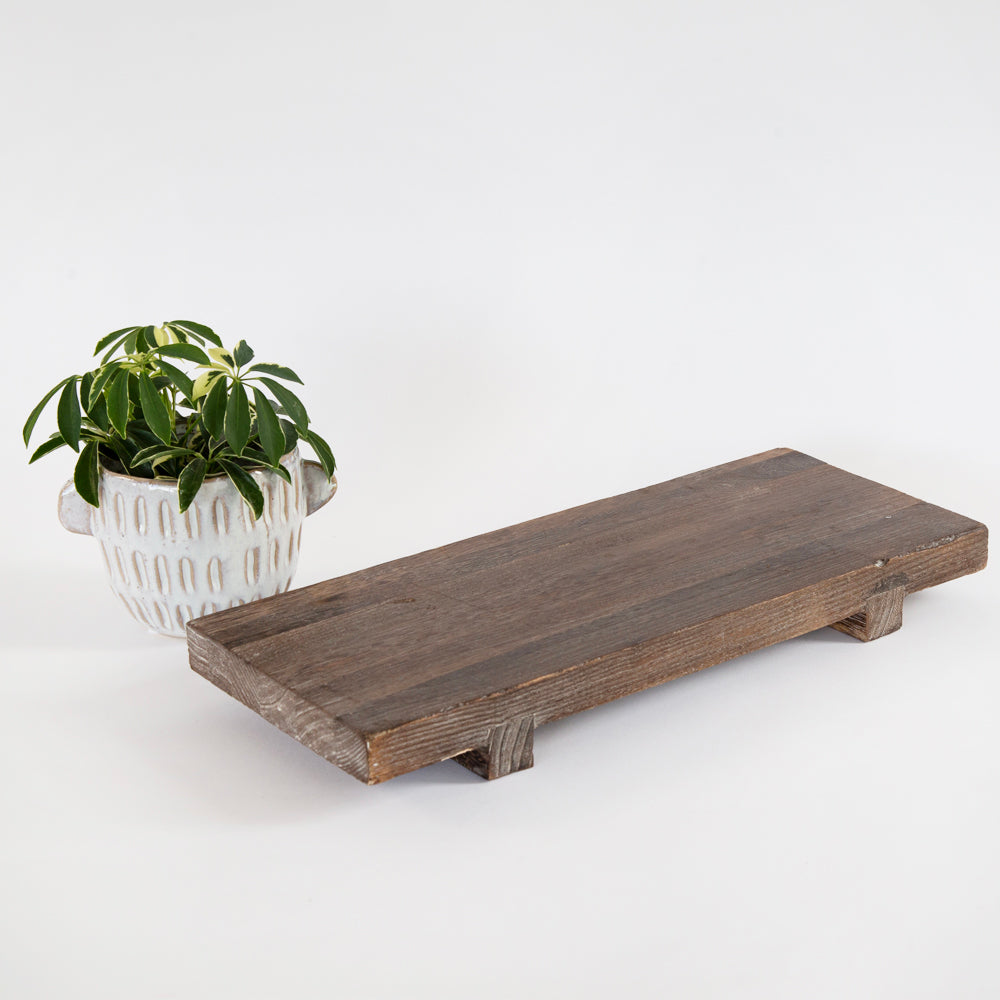 Edo wood display board from Tonic Living