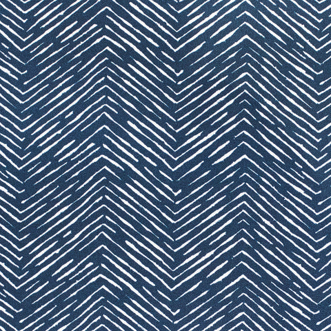 Etched, Navy (Indoor / Outdoor) - Tonic Living