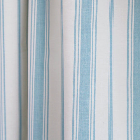 Hampton Stripe, Light Blue - Tonic Living