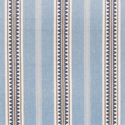 Henderson Stripe, Sky - Tonic Living