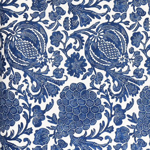 Java Batik, Indigo - Tonic Living