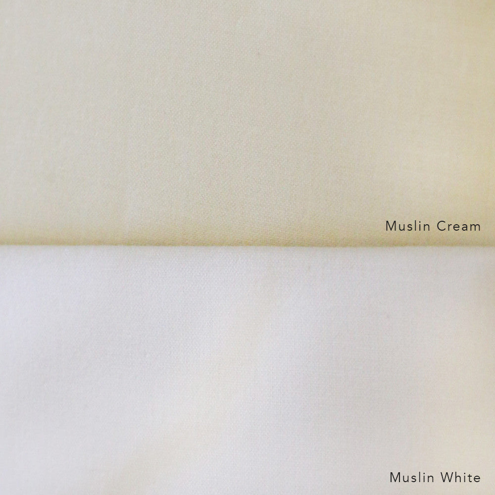 Lining, Muslin (White) - Tonic Living